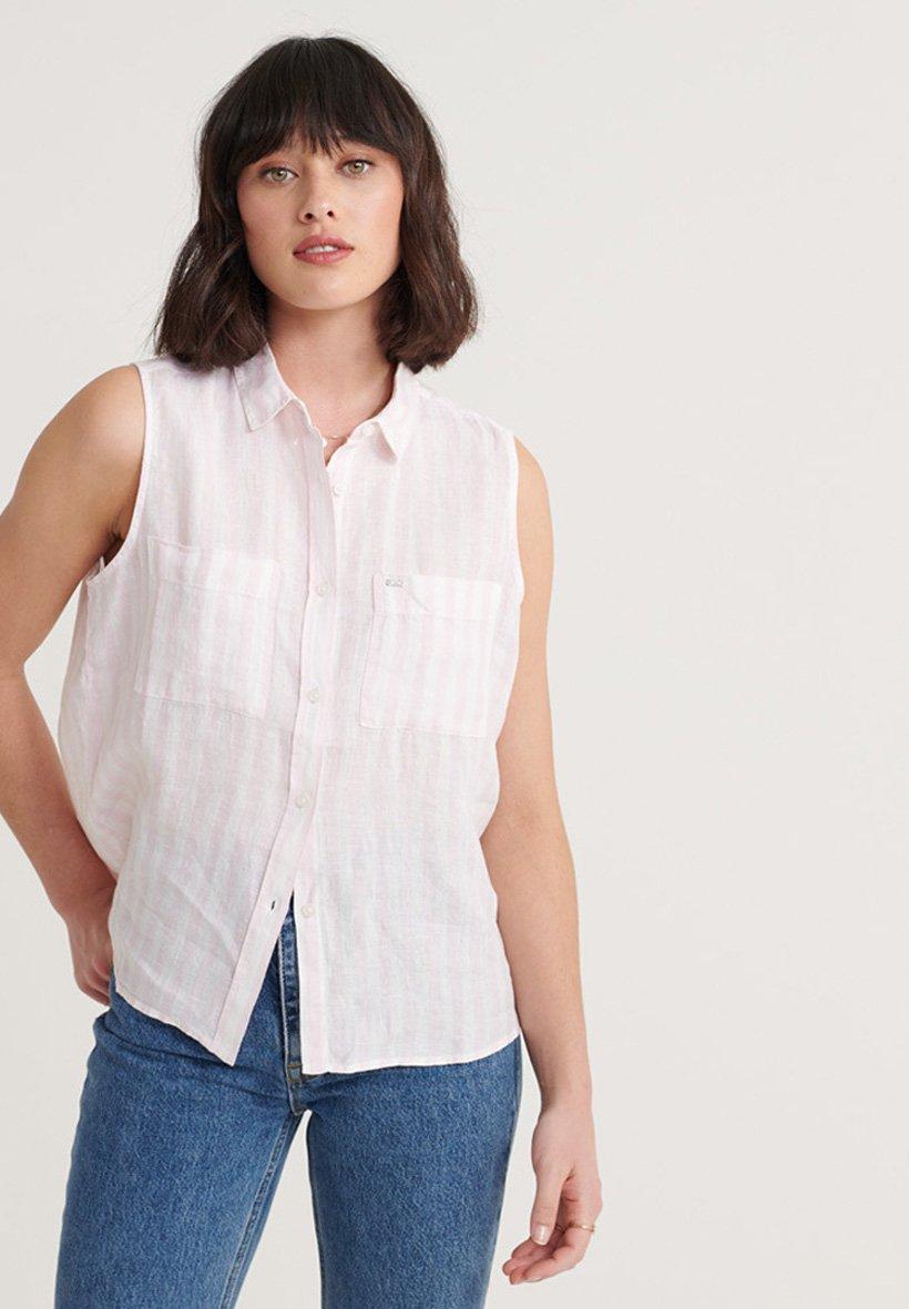 Women SUPERDRY AUBREY SHIRT - Button-down blouse