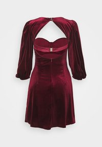 Trendyol - Cocktail dress / Party dress - burgundy - 1