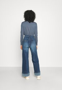 LOIS Jeans - RACHEL TURN - Straight leg jeans - vintage stone replica - 2