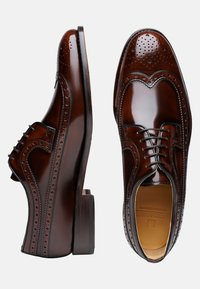 SHOEPASSION - NO. 5519 - Smart lace-ups - brown - 1