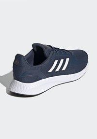 adidas Performance - RUN 2.0 RUNNING - Löparskor stabilitet - blue - 3