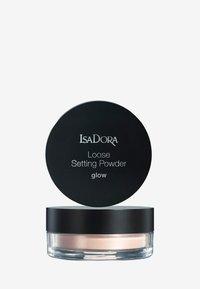IsaDora - LOOSE SETTING POWDER GLOW - Setting spray & powder - glow - 3
