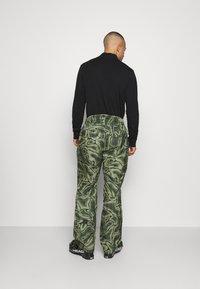 Helly Hansen - SOGN - Snow pants - green - 2