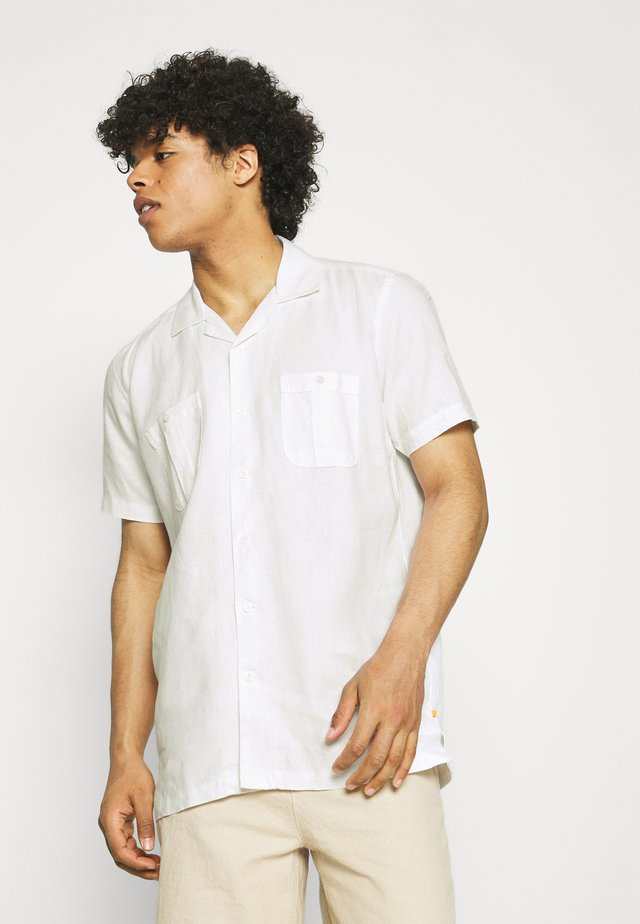 COHEN - Shirt - white