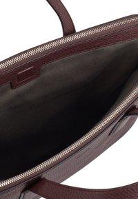 BOSS - CROSSTOWN - Briefcase - dark red - 4