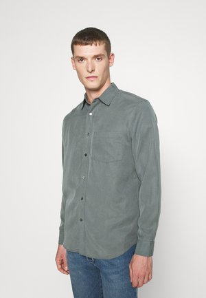 SHIRT REGULAR FIT - Overhemd - grey medium dusty