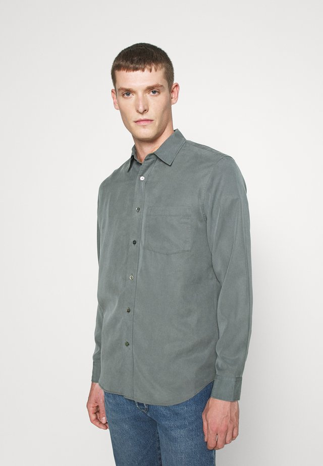 SHIRT REGULAR FIT - Skjorter - grey medium dusty
