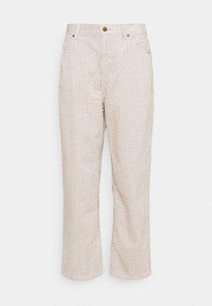 SHELBY - Kalhoty - moonbeam