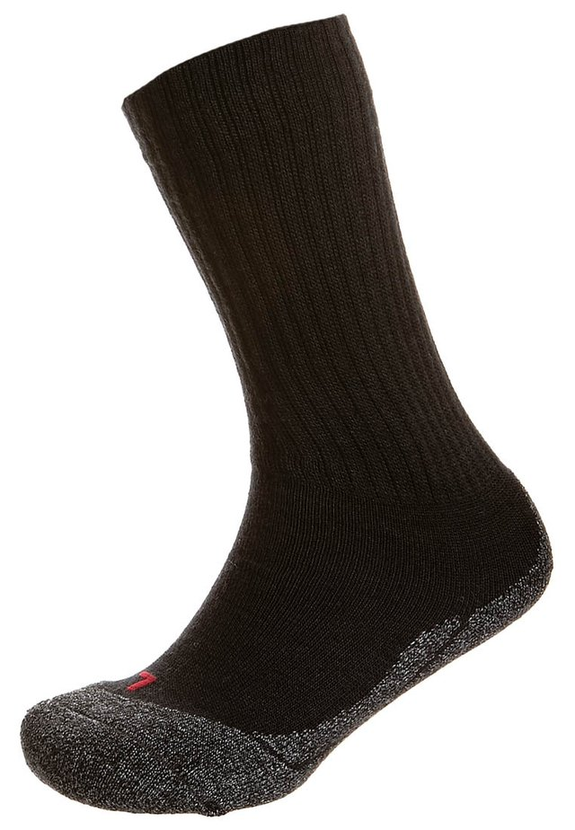 ACTIVE WARM - Socks - black