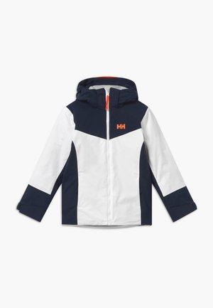DIVINE - Snowboard jacket - white
