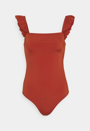 ELLA SWIMSUIT - Plavky - red