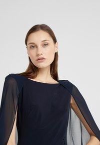 Lauren Ralph Lauren - CLASSIC DRESS COMBO - Cocktail dress / Party dress - lighthouse navy - 4