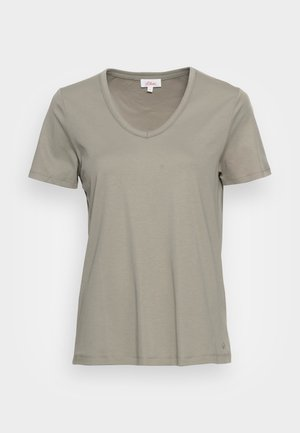 T-shirt basique - summer khaki