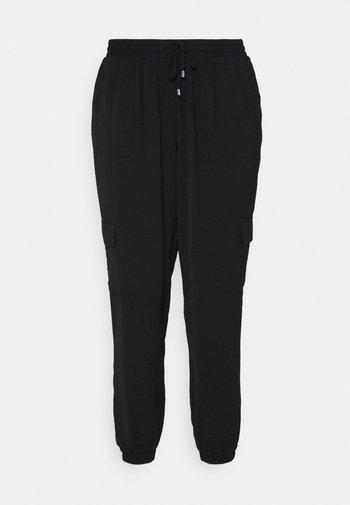 CAJOY LONG PANT - Trousers - black