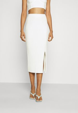 LOA SKIRT - Pencil skirt - solid