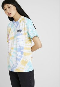 Obey Clothing - COLONY COLLAPSE - Print T-shirt - rainbow - 3