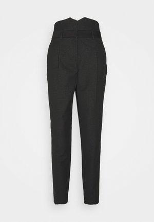 ESHINY - Trousers - noir