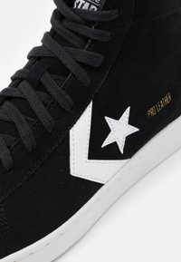 Converse - PRO UNISEX - High-top trainers - black/white - 5