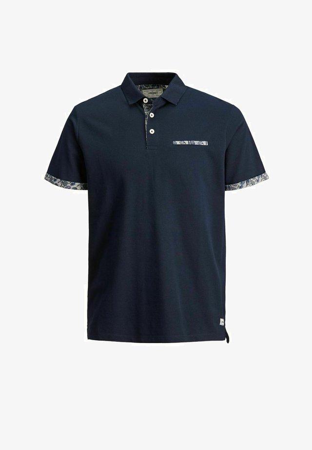 BOTANIK - Poloshirts - navy blazer