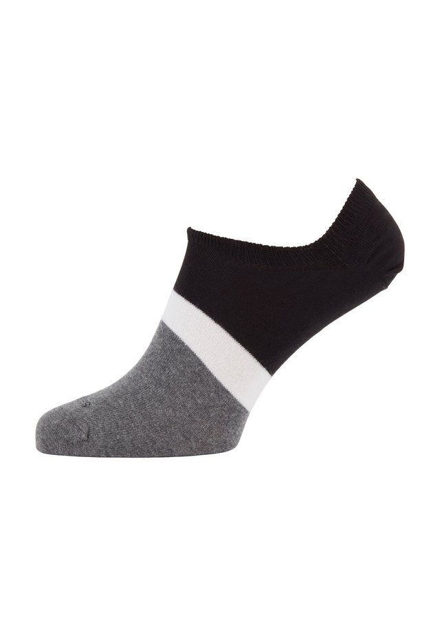 AS LOW CUT BLOCK CC - Socks - black