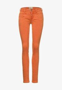 Street One - Jeans Skinny Fit - orange - 3