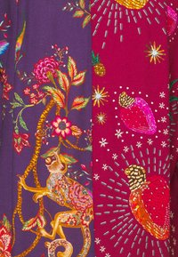 Farm Rio - COSMIC FLORAL SHIRT - Button-down blouse - multi - 4