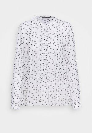 DOTTA ALEQA BLOUSE - Bluse - white