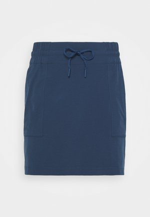 GO TO SKORT - Sports skirt - crew navy
