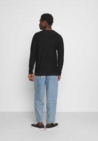 Selected Homme - SLHBRENT CREW NECK - Jumper - black - 2