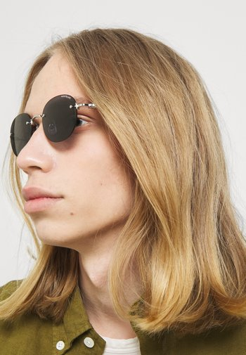 Sunglasses - silver-coloured/grey