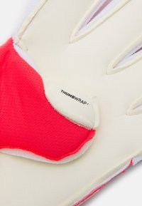 Puma - ULTRA GRIP JUNIOR UNISEX - Goalkeeping gloves - sunblaze white/bluemazing - 2