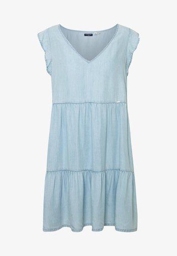 TINSLEY TIERED DRESS