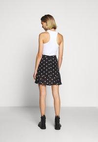 The Kooples - JUPE - A-line skirt - black - 2