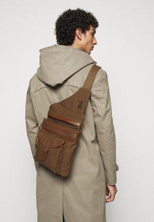 ALTON - Across body bag - beige