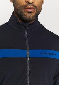 J.LINDEBERG - SEASONAL JARVIS - Fleecejacka - egyptian blue - 5