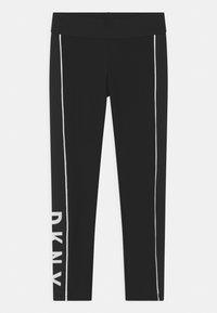 DKNY - Leggings - Trousers - black - 0