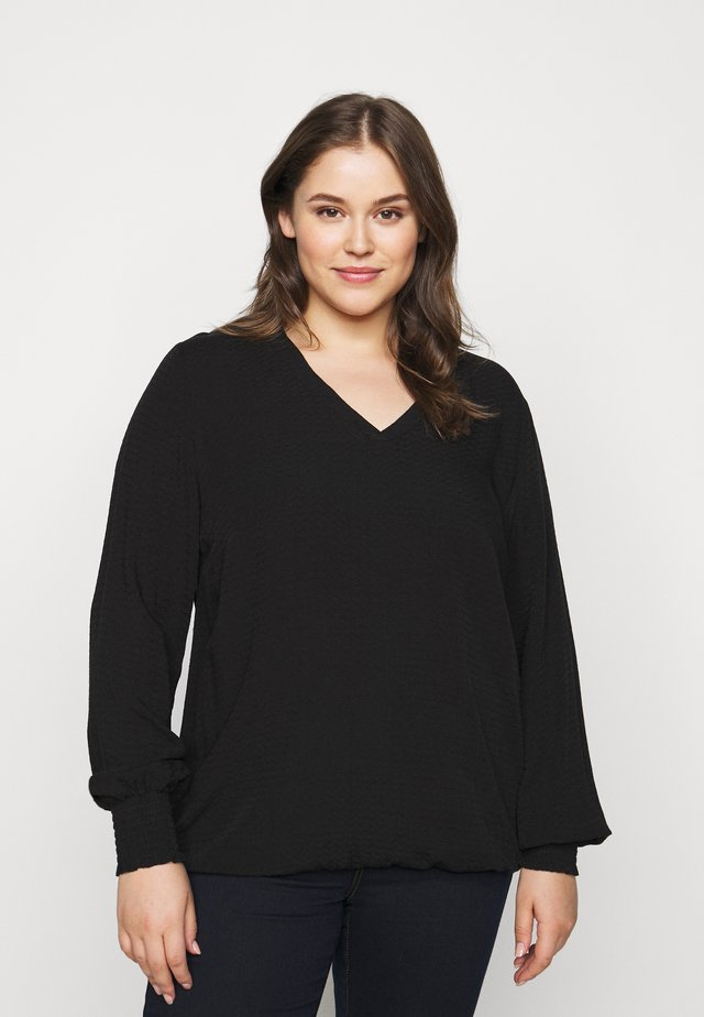 MARA - Bluser - black deep
