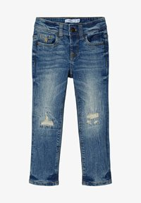Name it - Slim fit jeans - medium blue denim - 0