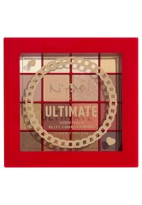 Nyx Professional Makeup - LUNAR NEW YEAR ULTIMATE SHADOW PALETTE - Eyeshadow palette - warm neutrals - 1