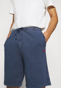 Polo Ralph Lauren - TERRY - Pantalon de survêtement - cruise navy - 3