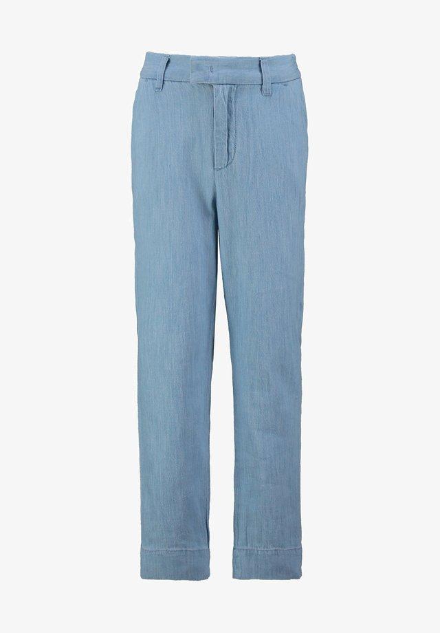 IZZY - Trousers - bleach blue