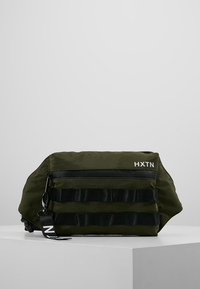 UTILITY TAPER CROSSBODY - Bum bag - olive