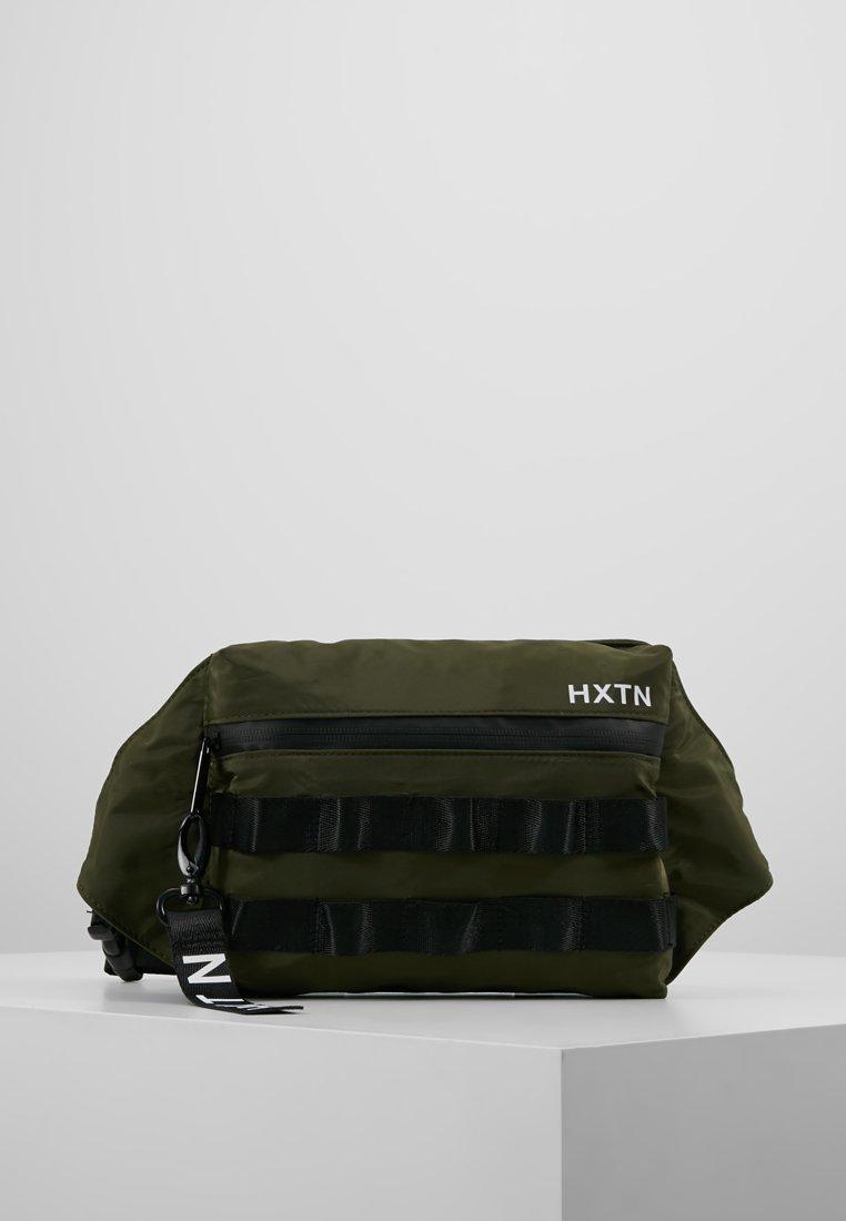 HXTN Supply - UTILITY TAPER CROSSBODY - Bum bag - olive