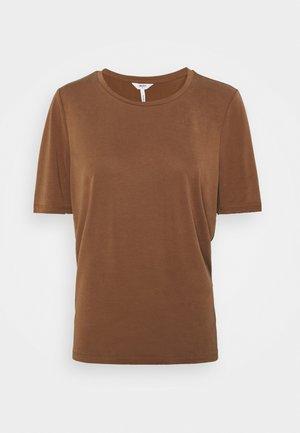 OBJANNIE S/S NOOS - T-shirts - partridge