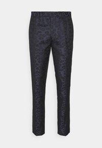Twisted Tailor - SERVAL SUIT - Suit - blue - 15