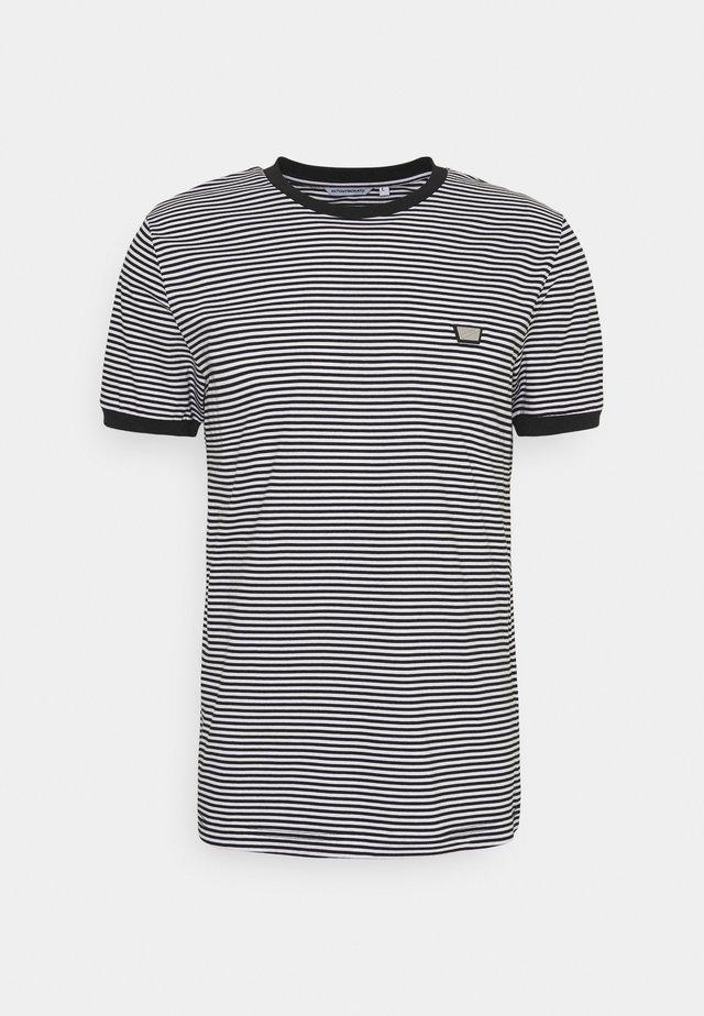 REGULAR FIT  - T-shirt imprimé - nero