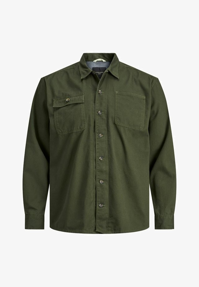Chemise - forest night