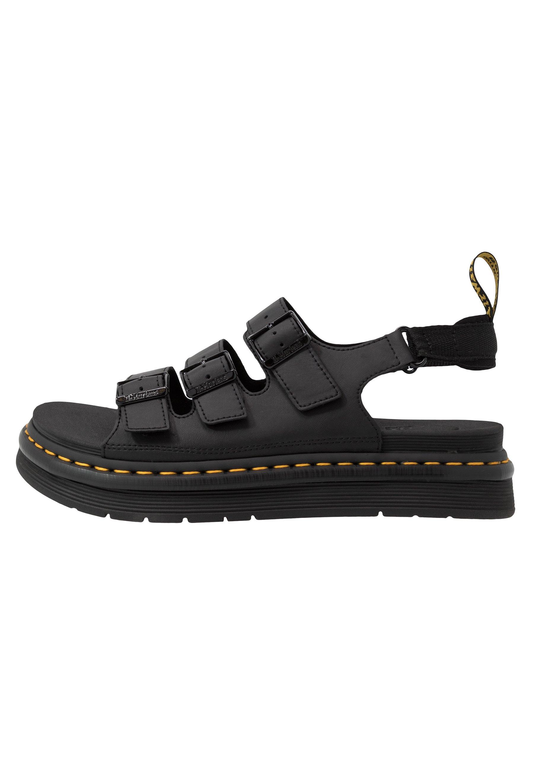 Men SOLOMAN 3 STRAP - Sandals