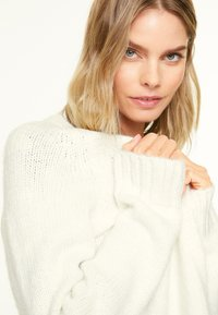 comma casual identity - Cardigan - light cream - 3