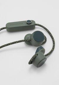 Urbanears - JAKAN - Headphones - field green - 2
